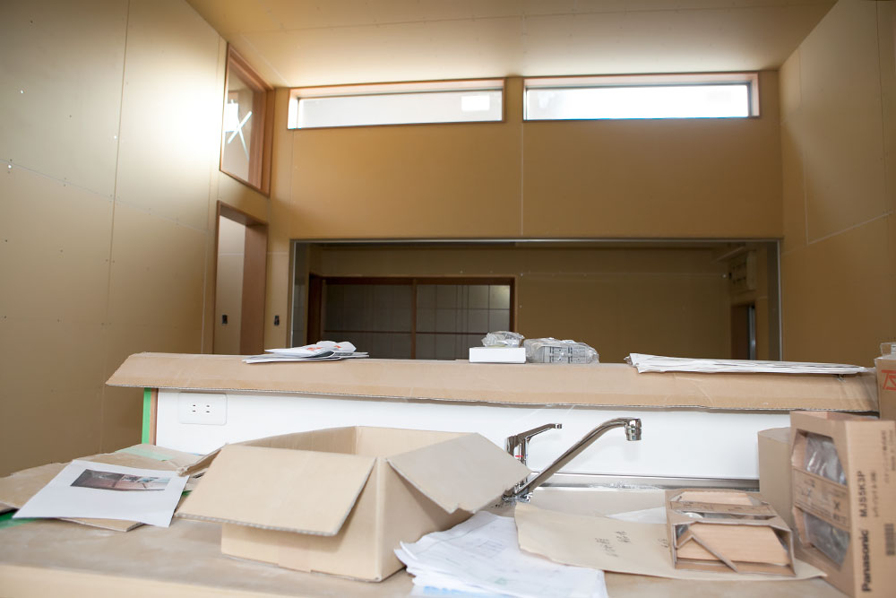 スマートな外観!木造2階建てオール電化住宅〜その4〜_a0163962_14591861.jpg