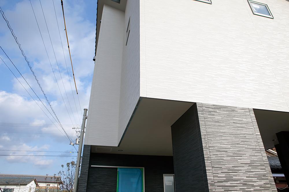 スマートな外観!木造2階建てオール電化住宅〜その4〜_a0163962_1459548.jpg