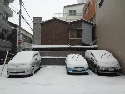 2014.2.8  大雪 @浅草橋_f0230666_2103174.jpg