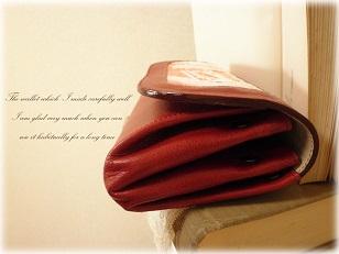 ぷっくり*Leather* 完成しました**_a0246873_1049258.jpg