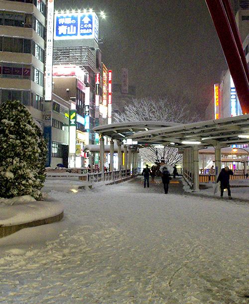 雪。_e0267277_19140117.jpg