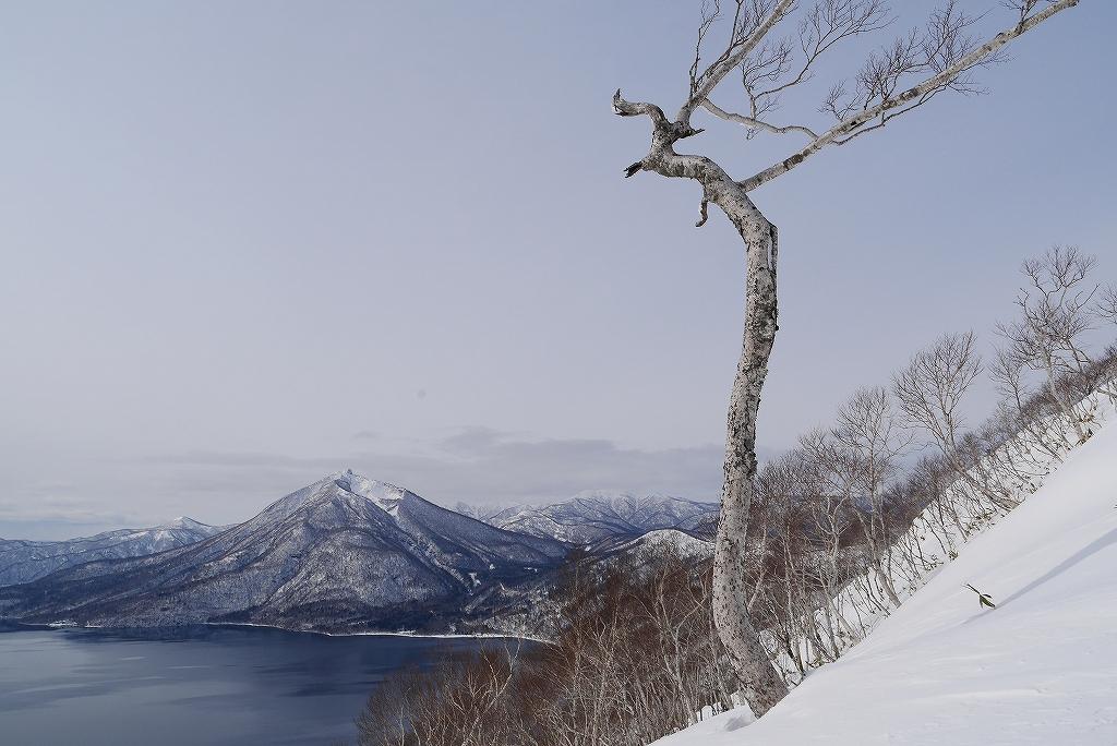 支笏湖の外輪山歩き_f0138096_1813212.jpg