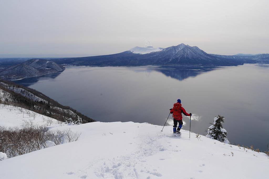 支笏湖の外輪山歩き_f0138096_1815267.jpg