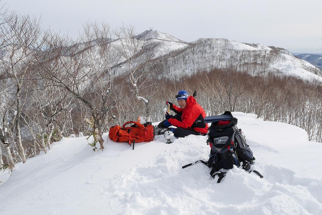 支笏湖の外輪山歩き_f0138096_1821246.jpg