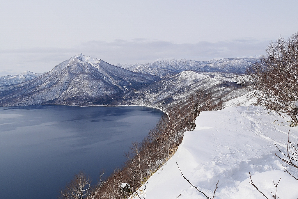 支笏湖の外輪山歩き_f0138096_182145.jpg