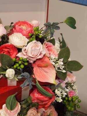 バレンタインディスプレイ_c0157501_2049853.jpg