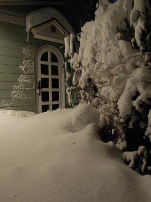 雪かきしました!_d0322102_10361814.jpg