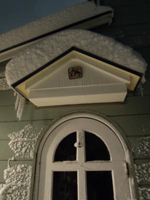 雪かきしました!_d0322102_10373866.jpg