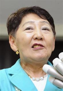 参院比例代表、福井県1位は山谷...