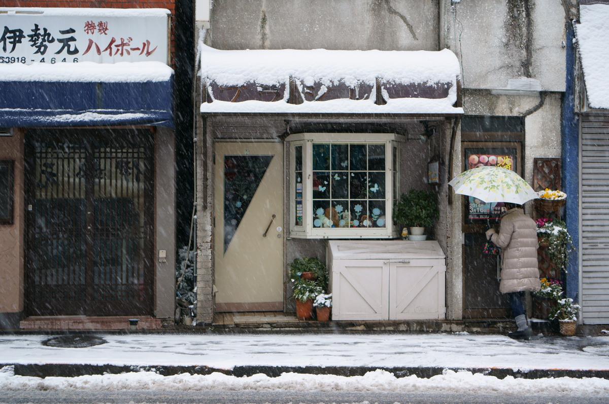 大塚  雪の中、あの日の彼女に逢いにゆく_b0061717_9245363.jpg