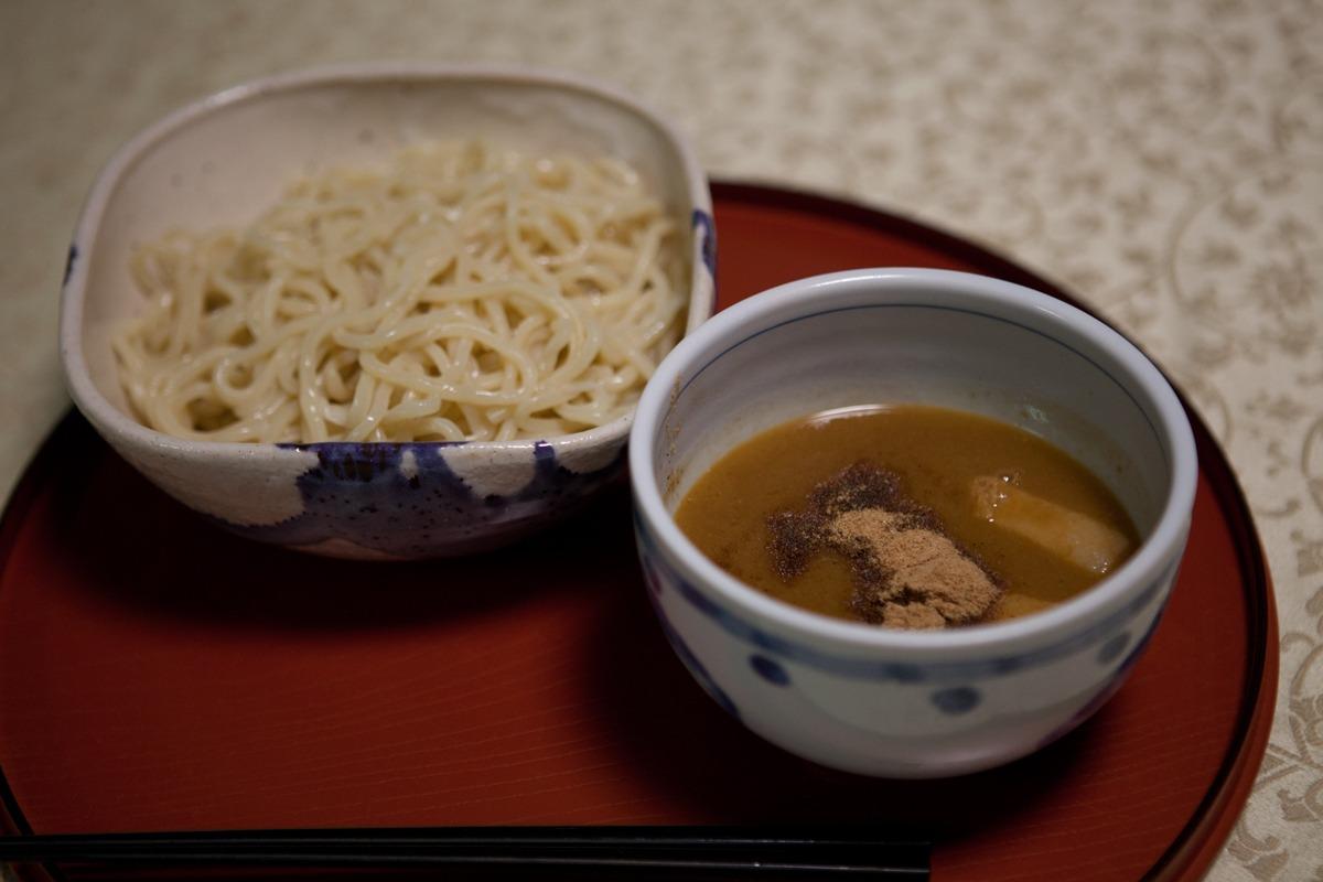 風雲児のつけ麺_e0048332_17491936.jpg