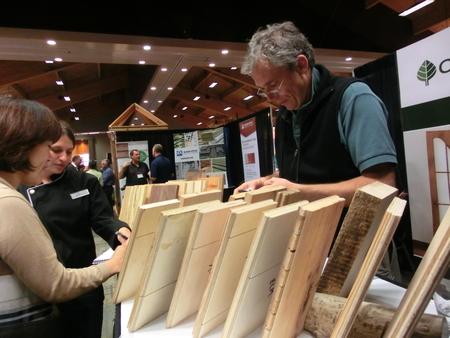 カナダ木材の魅力を。。。_f0036534_1443442.jpg