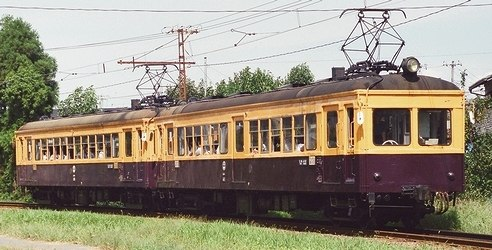 蒲原鉄道 モハ41+モハ31_e0030537_22391037.jpg