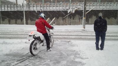 雪景色!_e0114857_1018152.jpg