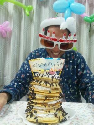 go!  takaaki go !!_e0131462_21304835.jpg
