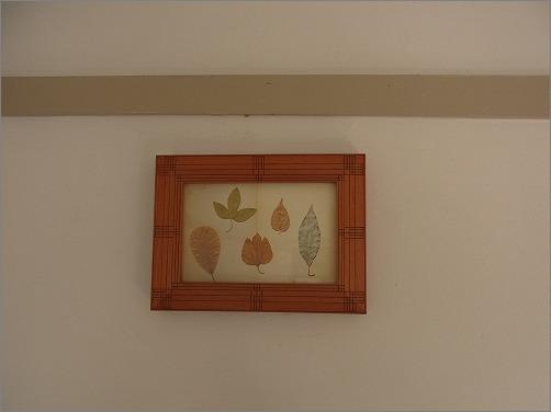 【 賃貸でも壁にフォトフレームが飾れる! 】_c0199166_2345327.jpg