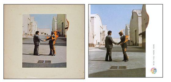 "Pink Floyd  ""WISH YOU WERE HERE"" 「炎」_a0163788_1715511.jpg"