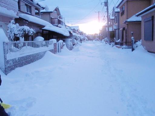 凄い積雪でした!_a0207196_13214295.jpg