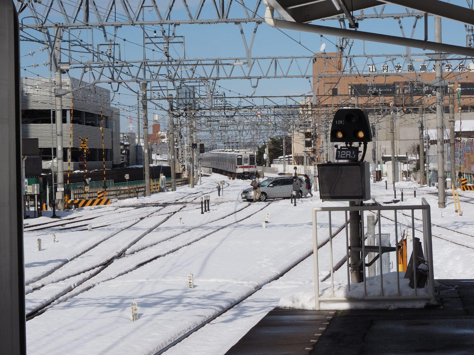 2014年2月9日 大雪翌日_f0108797_19041061.jpg