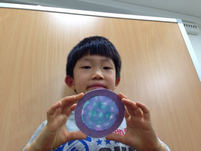 宇治教室〜ローズウィンドウ〜_f0215199_1945336.jpg