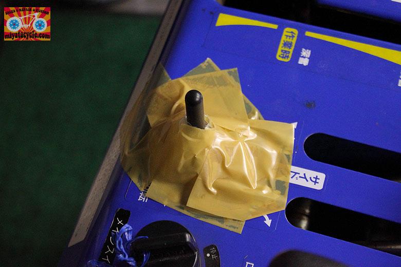 ヤマハ YT1190E スイッチ交換とベアリング交換ですが・・・。その1_e0126901_10403449.jpg