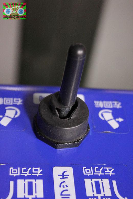 ヤマハ YT1190E スイッチ交換とベアリング交換ですが・・・。その1_e0126901_10403862.jpg