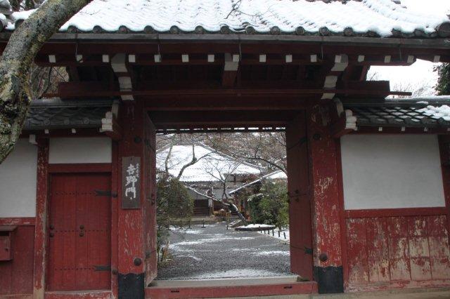 常徳寺 14雪けしき13_e0048413_20383530.jpg