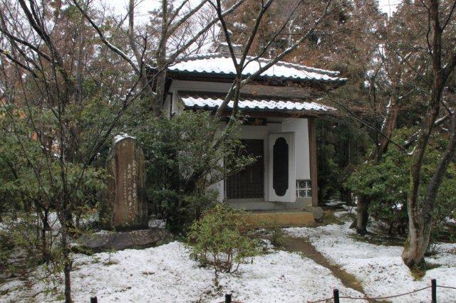 常徳寺 14雪けしき13_e0048413_2039661.jpg