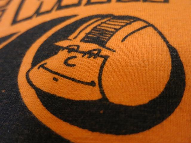 2月11日(火)入荷! 70\'S 両面 染込みプリント HANES Tシャツ!_c0144020_18112178.jpg