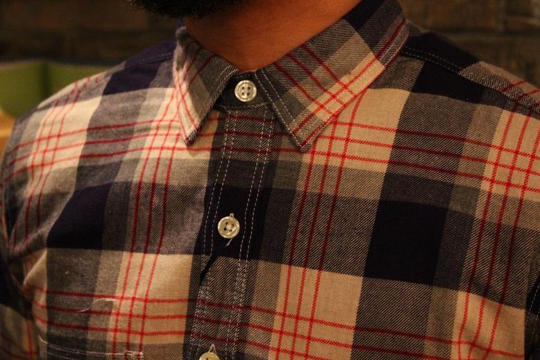 "melple \""summer knit & work shirts\"" ご紹介_f0191324_9251619.jpg"