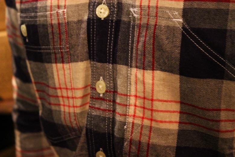 "melple \""summer knit & work shirts\"" ご紹介_f0191324_9253039.jpg"