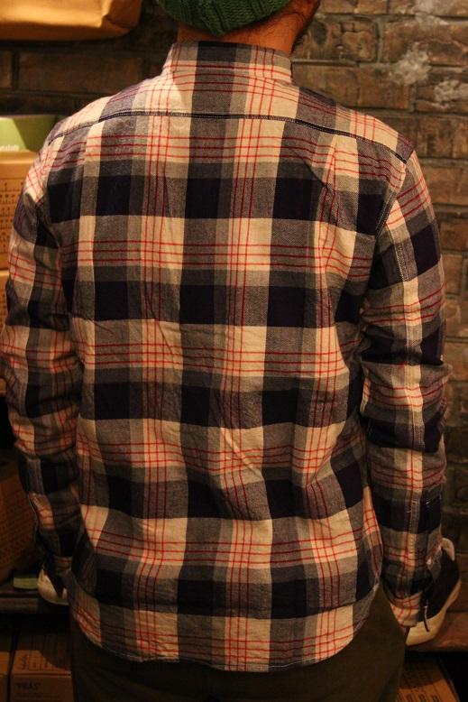 "melple \""summer knit & work shirts\"" ご紹介_f0191324_925398.jpg"