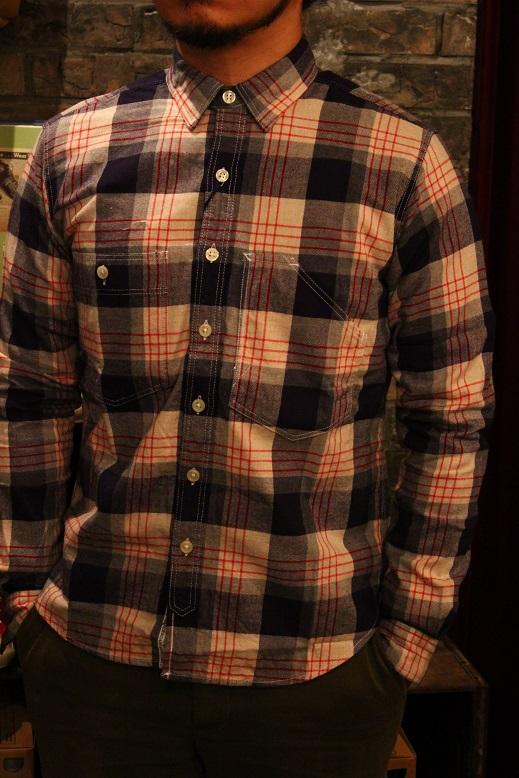 "melple \""summer knit & work shirts\"" ご紹介_f0191324_925464.jpg"
