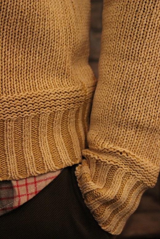 "melple \""summer knit & work shirts\"" ご紹介_f0191324_9264121.jpg"