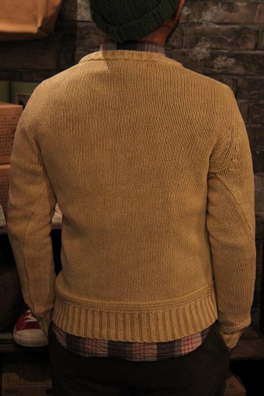 "melple \""summer knit & work shirts\"" ご紹介_f0191324_9264836.jpg"