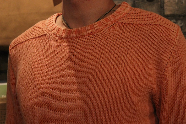 "melple \""summer knit & work shirts\"" ご紹介_f0191324_9271452.jpg"