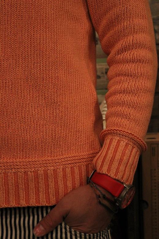 "melple \""summer knit & work shirts\"" ご紹介_f0191324_9272319.jpg"