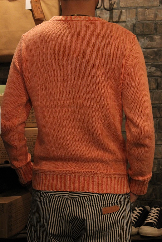 "melple \""summer knit & work shirts\"" ご紹介_f0191324_9273089.jpg"