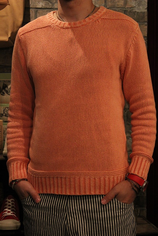 "melple \""summer knit & work shirts\"" ご紹介_f0191324_92749.jpg"