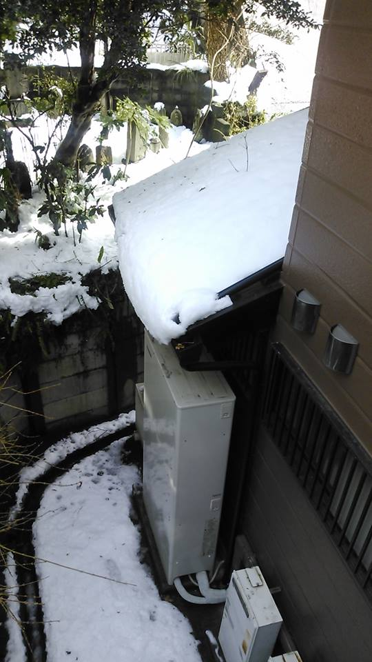 友人宅の雨といの様子_d0004728_11070598.jpg