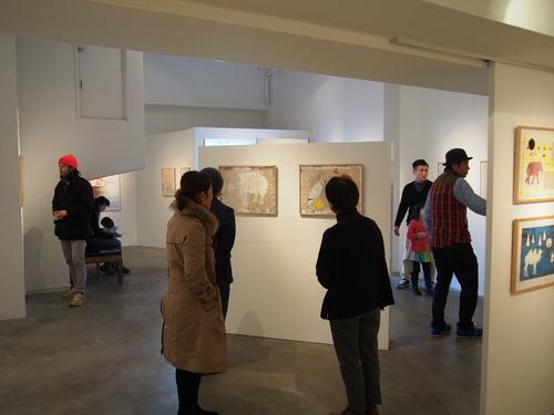 田中健太郎氏の個展に行ってきました。_b0242734_2146288.jpg
