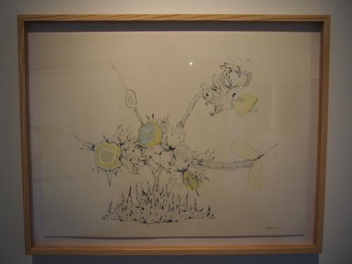 田中健太郎氏の個展に行ってきました。_b0242734_21471818.jpg
