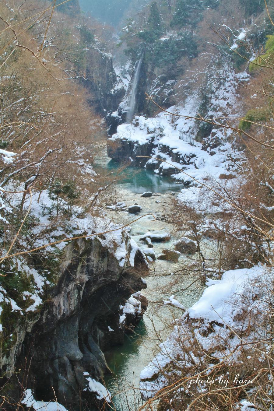 寒の滝_f0297537_16275430.jpg