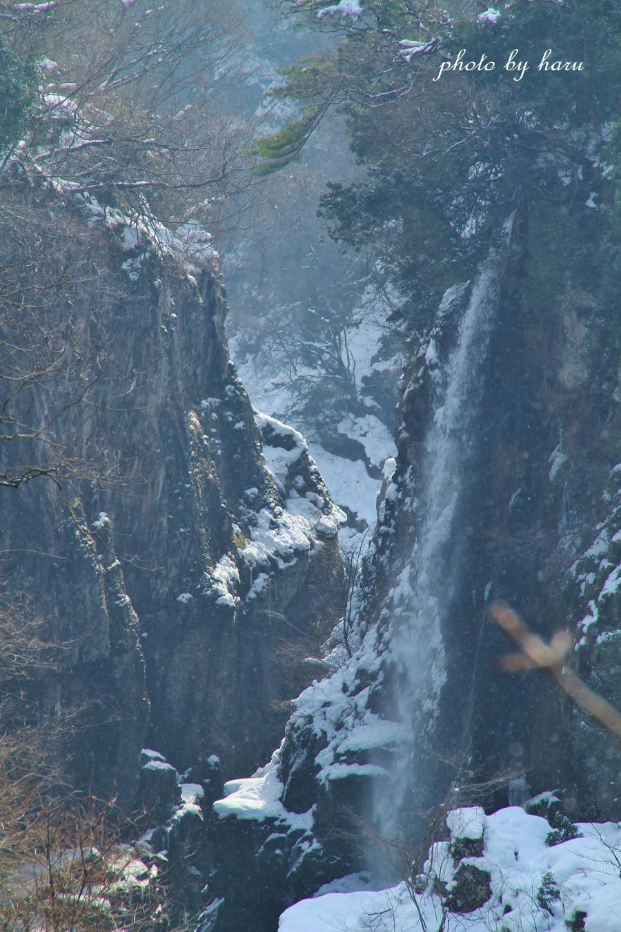 寒の滝_f0297537_16283834.jpg