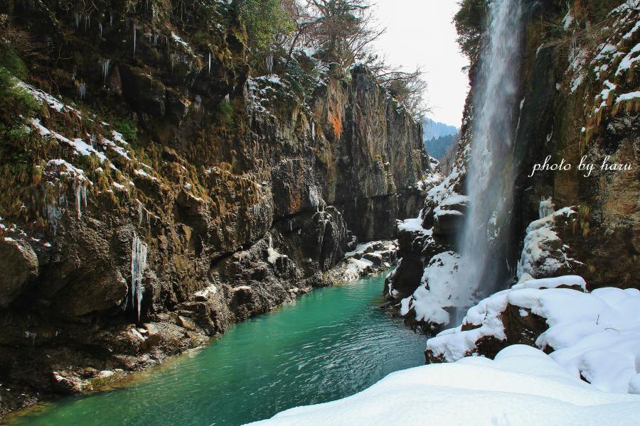 寒の滝_f0297537_16285399.jpg