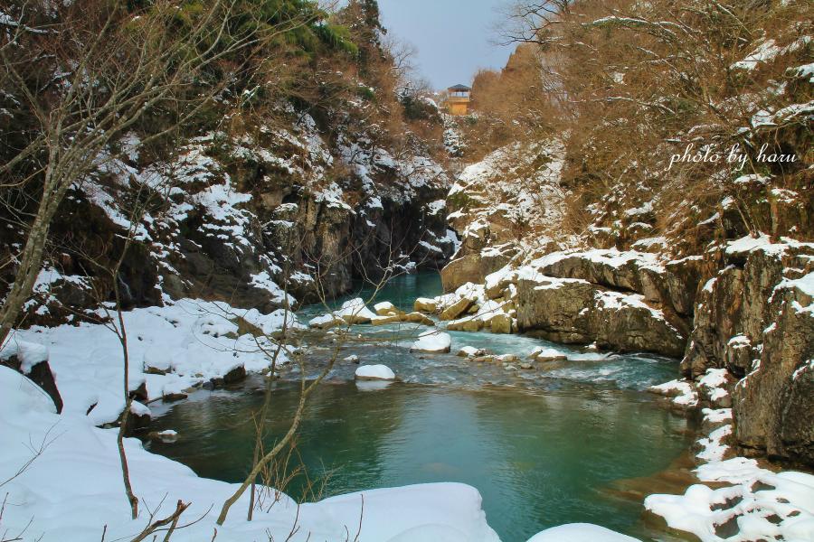 寒の滝_f0297537_16291283.jpg