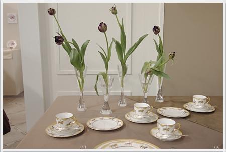 【テーブルウェアフェスティバル】花とテーブル_d0217944_0332385.jpg