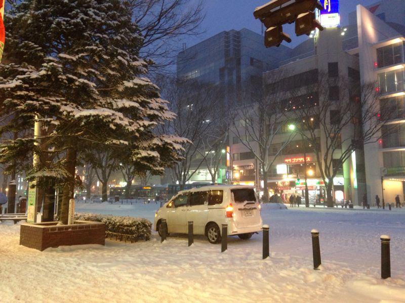 2月8日(土)大雪~ご来店♪_b0206845_1481555.jpg