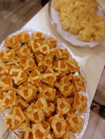 東京ジャーミィ「タタール料理イベント」_b0127948_16101053.jpg