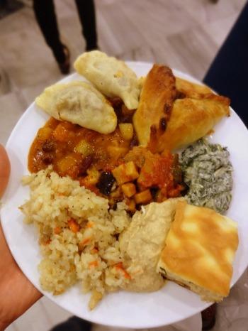 東京ジャーミィ「タタール料理イベント」_b0127948_1692871.jpg